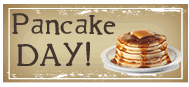 Pancake Day!
